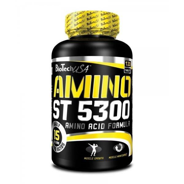 Biotech USA Amino ST 5300 120 таблеткиBT296