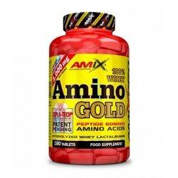 AMIX Amino Whey Gold 180 таблетки