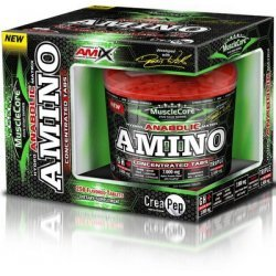 AMIX Anabolic Amino with CreaPep 250 таблетки