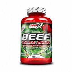 AMIX Beef Extra Amino 198 капсули