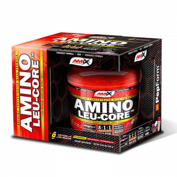 AMIX Amino Leu-Core™ BCAA 8:1:1 390 грAM99