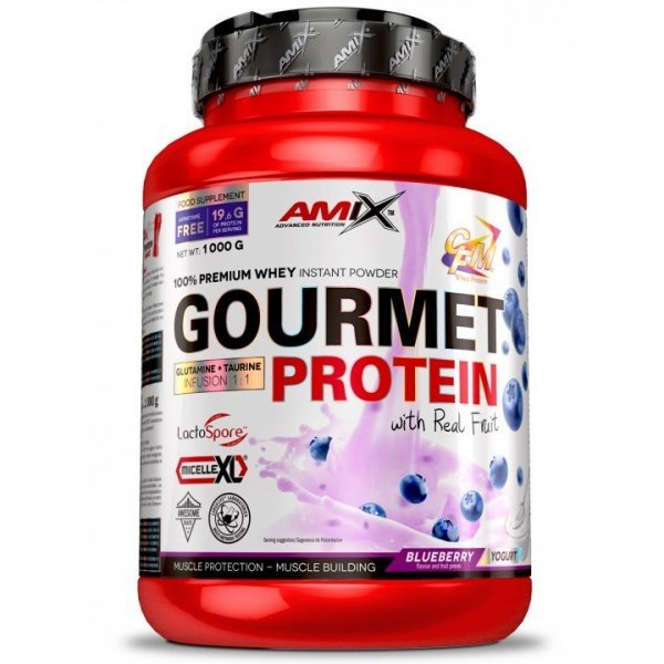 AMIX Gourmet Protein 1000 грAM001