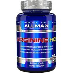 AllMax Arginine HCL 100 гр