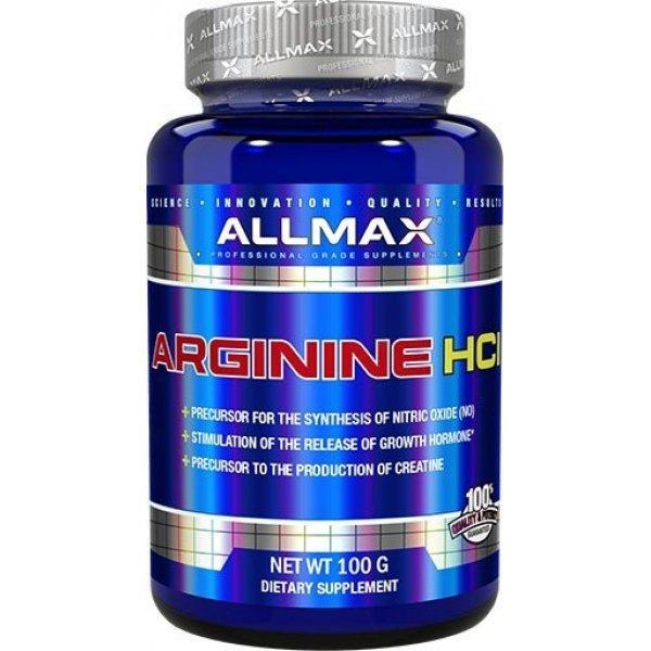 AllMax Arginine HCL 100 грAllMax Arginine HCL 100 гр