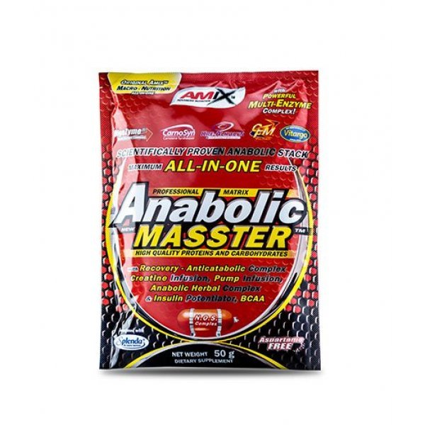 AMIX Anabolic Masster Sachets 20x50 грAM103