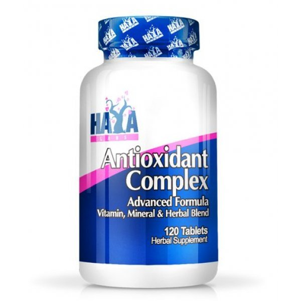 Haya Antioxidant Complex 120 таблеткиHL960