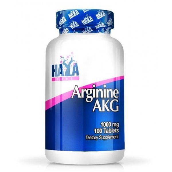 Haya Arginine AKG 1000 мг 100 таблеткиHL959