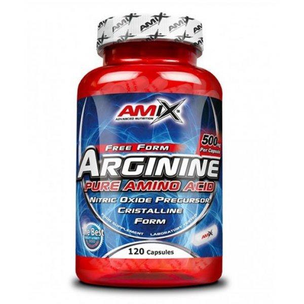 AMIX Arginine 120 капсули AM108