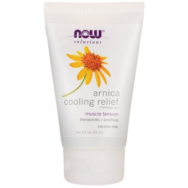 NOW Arnica Cooling Relief Gel 59 млNOW8999