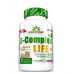 AMIX B-Complex Life+ 60 капсули