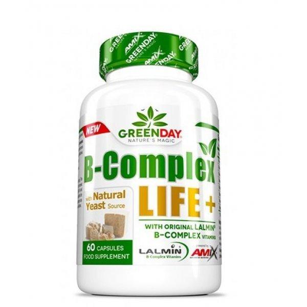 AMIX B-Complex Life+ 60 капсулиAM87