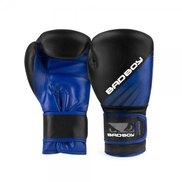 Боксови Ръкавици Training Series Impact Bad Boy, Черен/СинBB206