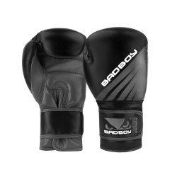 Боксови Ръкавици Training Series Impact Bad Boy, Черен/Сив