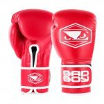 Боксови Ръкавици Strike Bad Boy, ЧервенBB2001