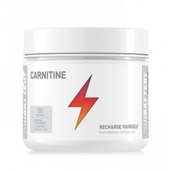 Battery Carnitine 1000 мг 180 капсулиBTN14