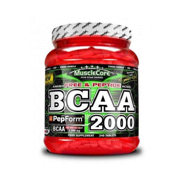 AMIX BCAA 2000 / 240 таблетки AM18