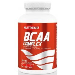 Nutrend BCAA Complex 120 капсули