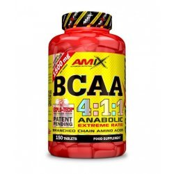 AMIX BCAA 4:1:1 150 таблетки