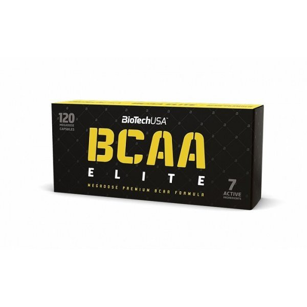 Biotech BCAA Elite 120 капсулиBT306