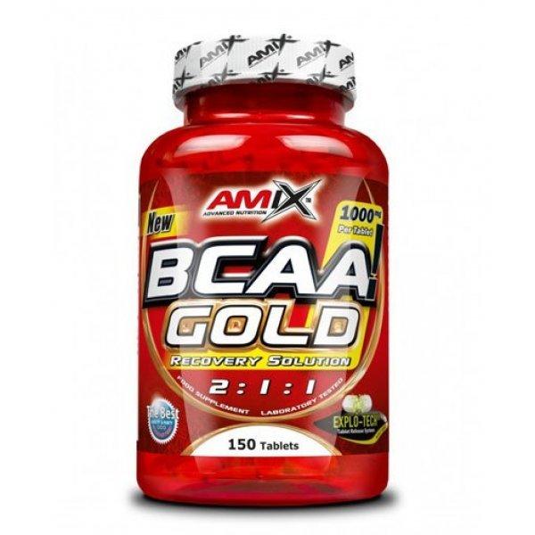 AMIX BCAA Gold 150 таблетки AM120