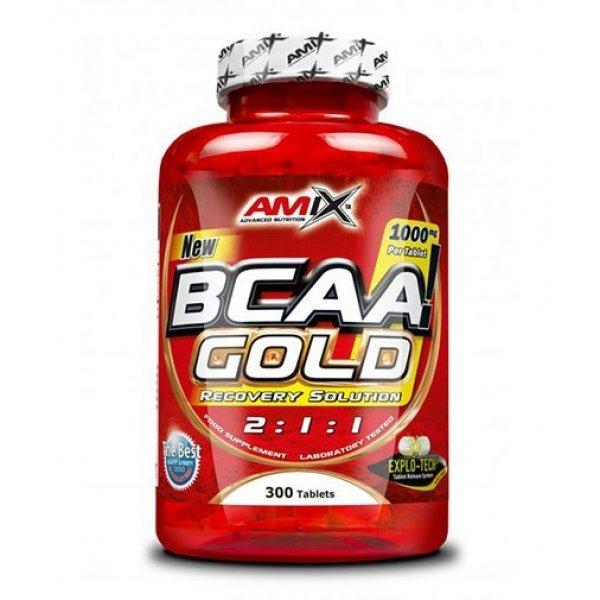 AMIX BCAA Gold 300 таблетки AM121