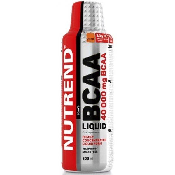 Nutrend BCAA Liquid 500 млNutrend BCAA Liquid 500 мл