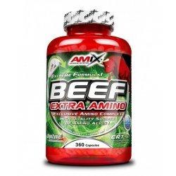 AMIX Beef Extra Amino 360 капсули