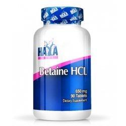 Haya Betaine HCL 650 мг 90 таблетки