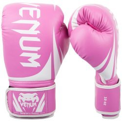Боксови Ръкавици Challenger 2.0 VENUM, Розов