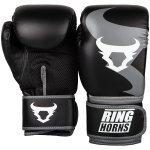 Боксови Ръкавици Charger Ringhorns, черенRH11483