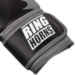 Боксови Ръкавици Charger Ringhorns, черенRH11484