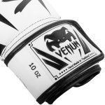 Боксови Ръкавици Elite Boxing Venum, Бял/ЧеренVEN21704