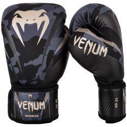 Боксови Ръкавици Impact Venum Dark Camo/Sand