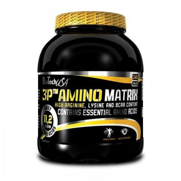 Biotech 3P Amino Matrix 240 таблеткиBT153