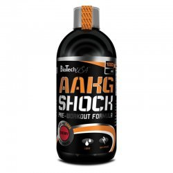 BIOTECH USA AAKG Shock Extreme 1000 мл.