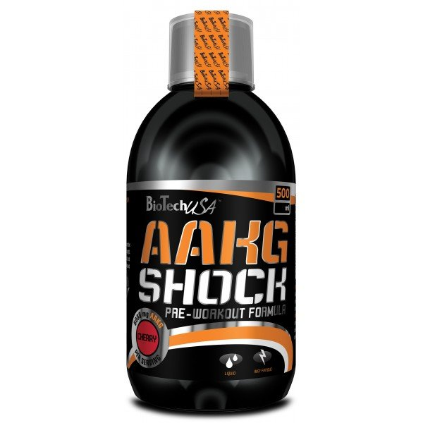 Biotech AAKG Shock Extreme 500 mlBT287