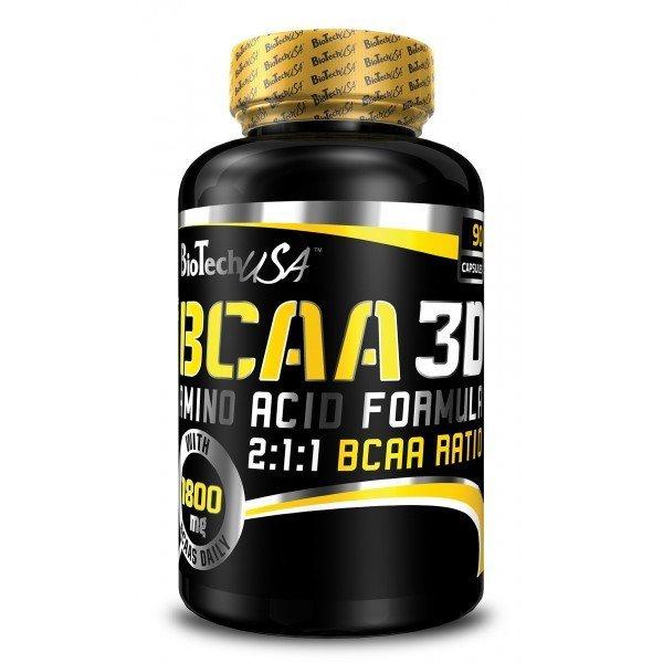 Biotech BCAA 3D 90 капсулиBT310