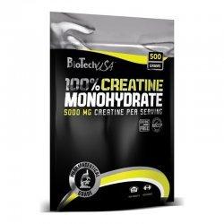Biotech Creatine Monohydrate 500 гр пакет