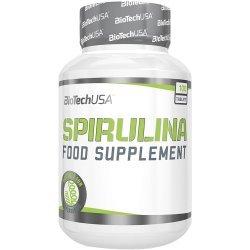 Biotech USA Spirulina 100 таблетки