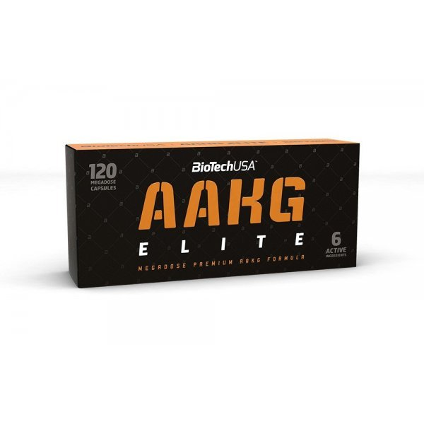 Biotech AAKG Elite 120 капсулиBT285