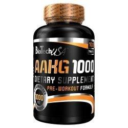 Biotech AAKG 1000 100 таблетки