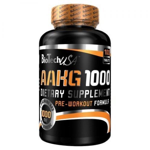 Biotech AAKG 1000 100 таблеткиBT283