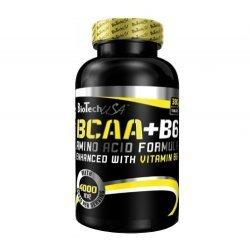 Biotech BCAA + B6 100 таблетки