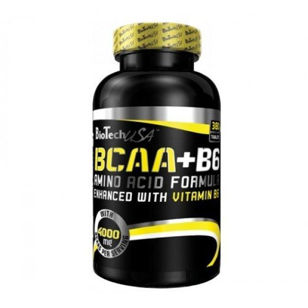 Biotech BCAA + B6 100 таблеткиBT304