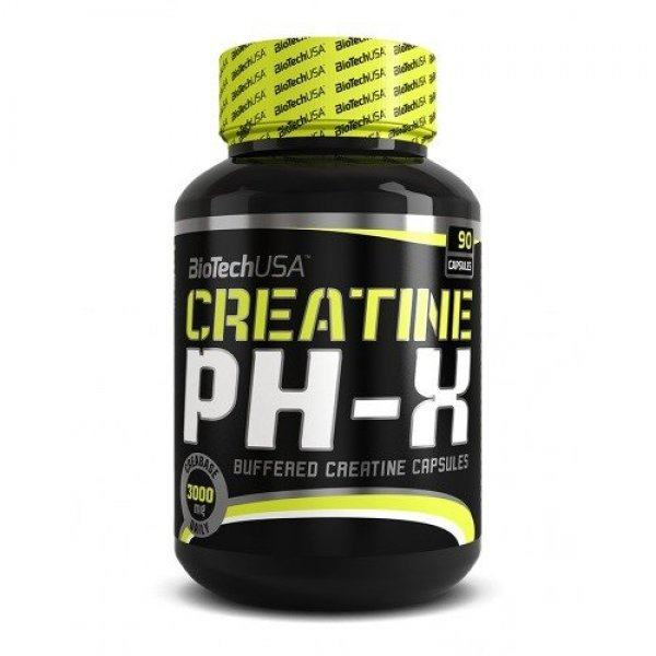 Biotech Creatine PH-X 90 капсулиBT337