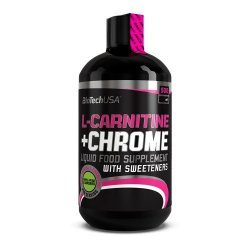 Biotech Liquid L-Carnitine + Chrome 500 ml