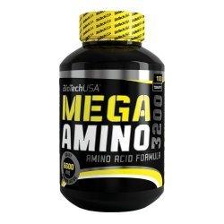 Biotech Mega Amino 3200 100 таблетки