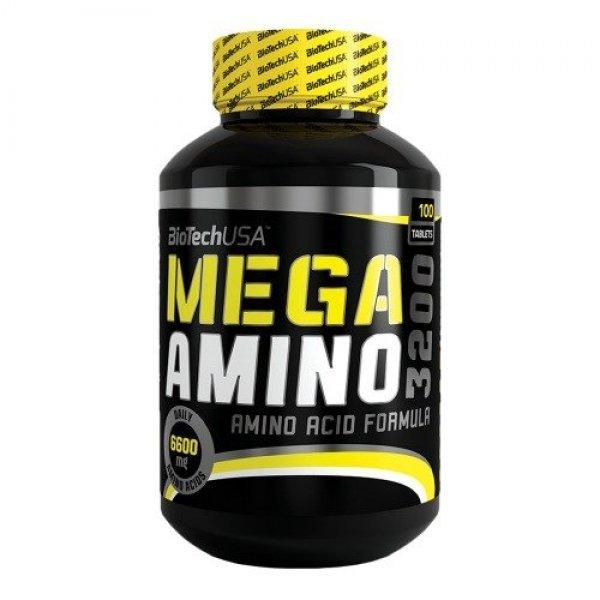 Biotech Mega Amino 3200 100 таблеткиBT391