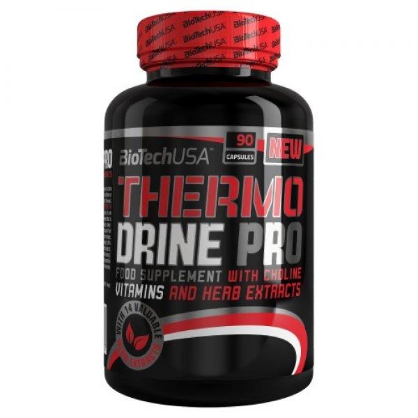 Biotech Thermo Drine Pro 90 капсулиBT473