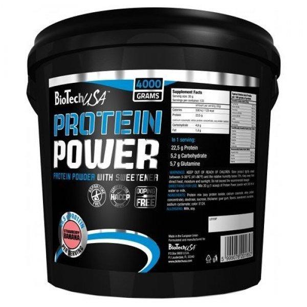 BIOTECH USA Protein Power 4000 грBT445